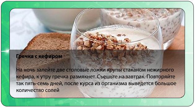 Польза гречки с кефиром: как применять продукты для лечения и похудения, рецепты, противопоказания и отзывы