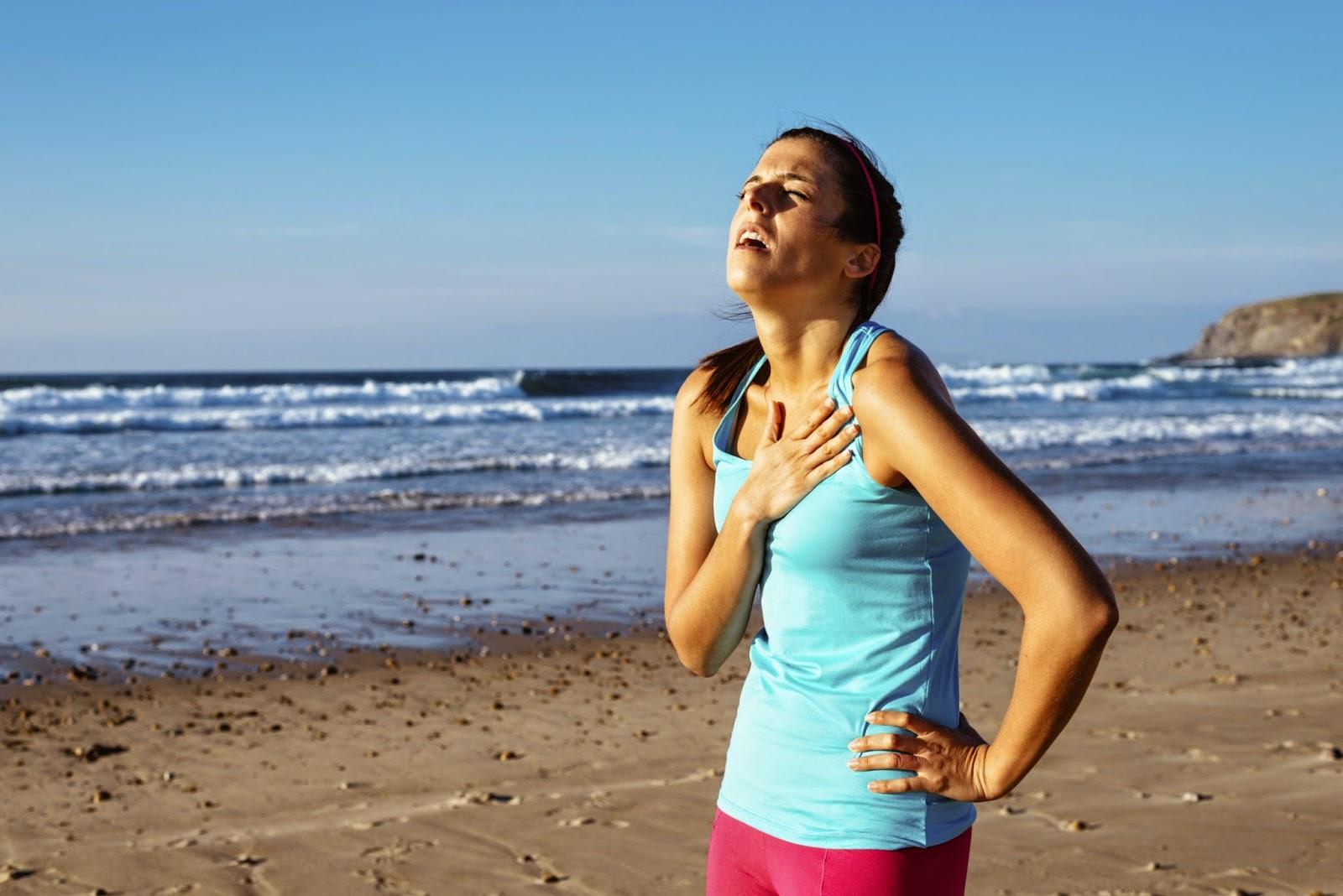 Техника дыхания при беге— как научиться правильно дышать?