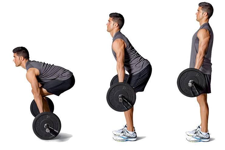 7 секретов: как улучшить результат в становой тяге – зожник 7 секретов: как улучшить результат в становой тяге – зожник