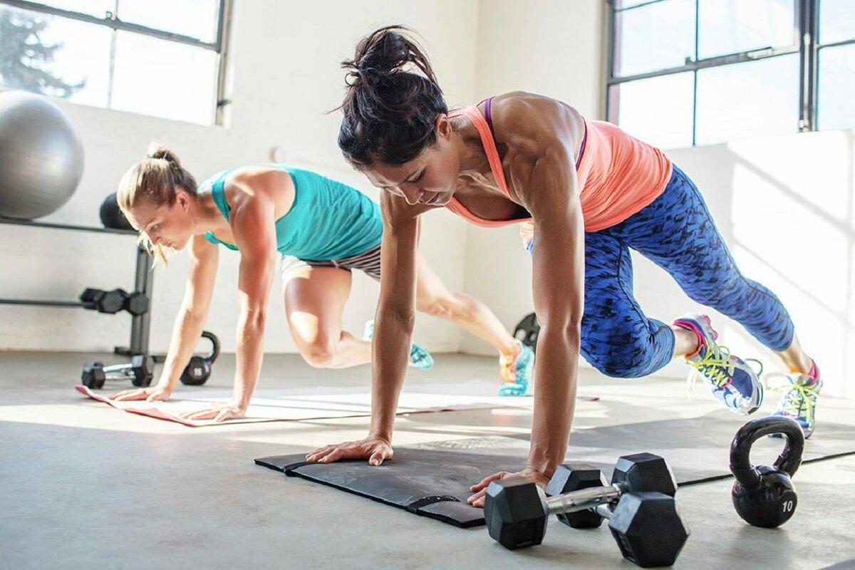 Как сочетать кардио и силовые тренировки для похудения?