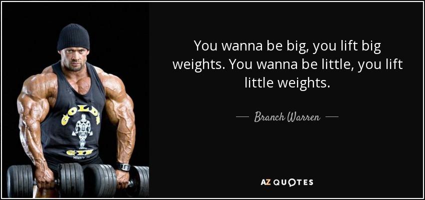 Бренч уоррен: биография, программа тренировок, рост и вес