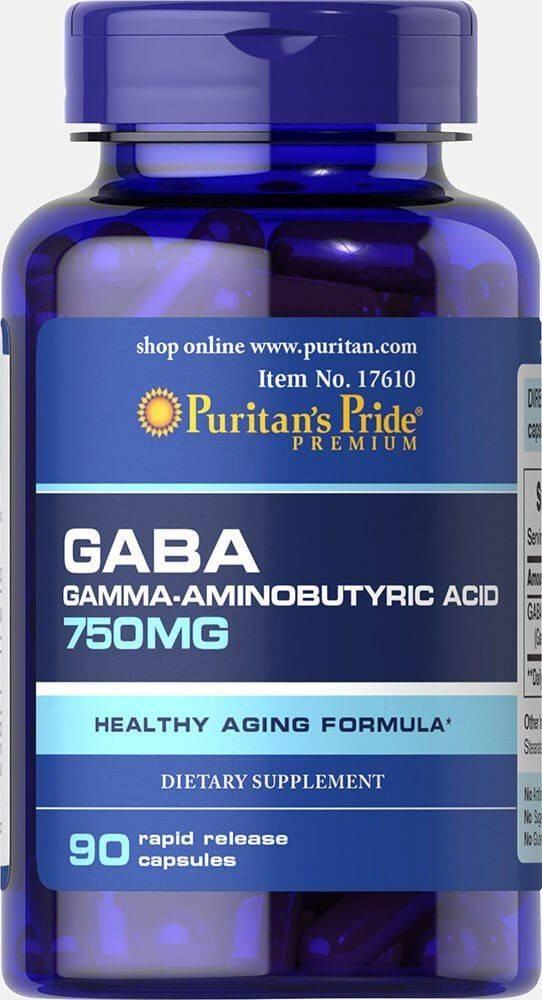 Гамма-аминомасляная кислота (гамк), аминалон
