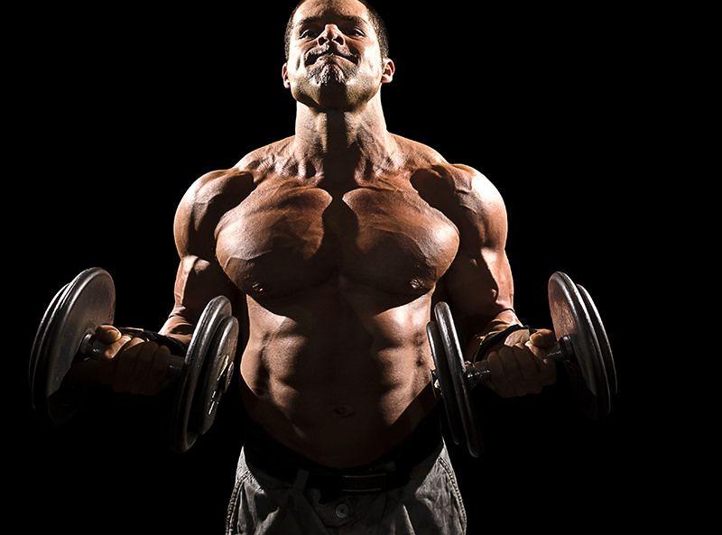 Бодибилдинг. тренируемся и ростим мышцы правильно!