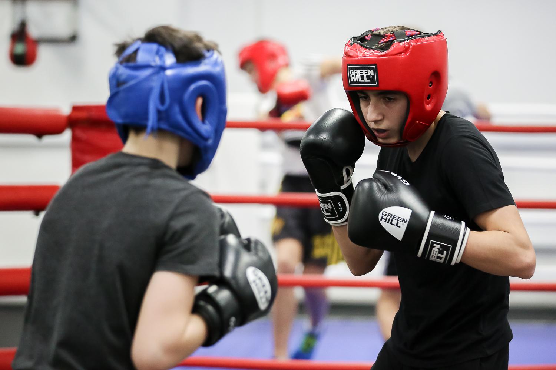 Бокс для взрослых и детей в москве где записаться, цены