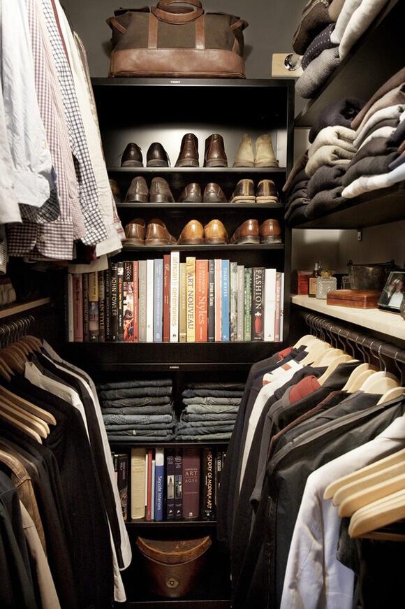 Базовый гардероб сделает стильным и модным любого мужчину