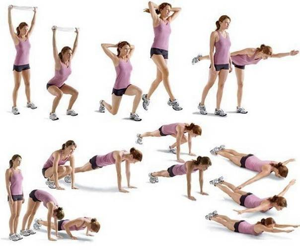 Эффективная зарядка для похудения в домашних условиях: для живота, боков и ног, утренняя и вечерняя