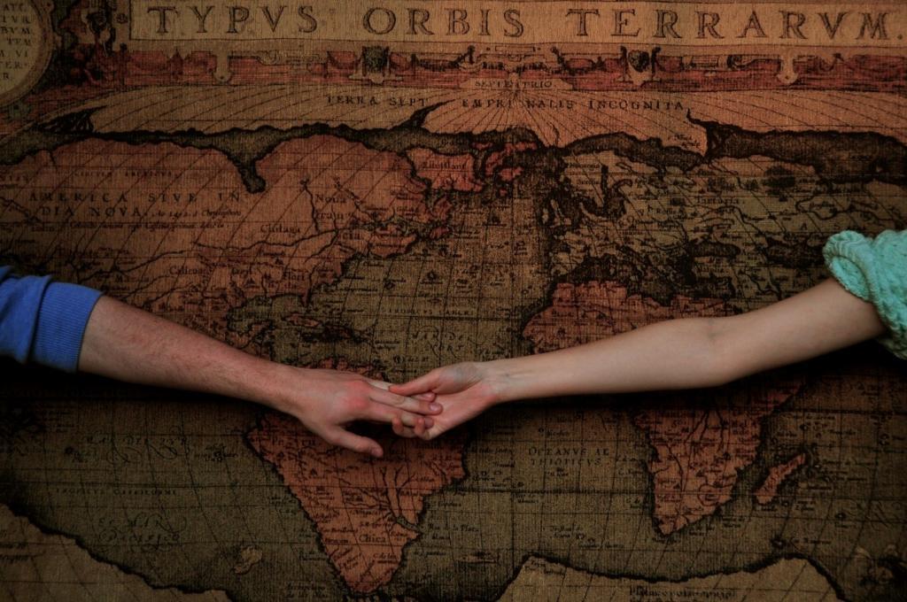 Отношения на расстоянии: как сохранить любовь — колесо жизни