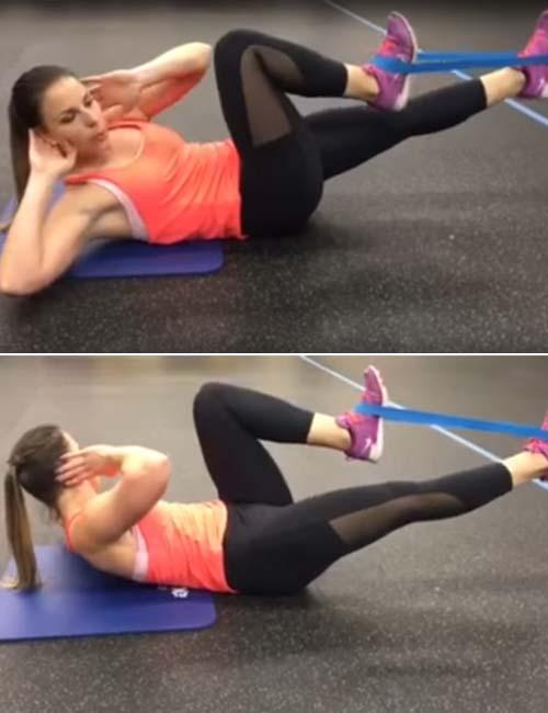 Как уменьшить талию: упражнения + готовый план (фото)
