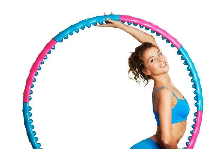 Хулахуп для похудения: приводим себя в форму