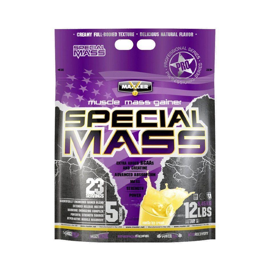 Гейнер maxler special mass gainer