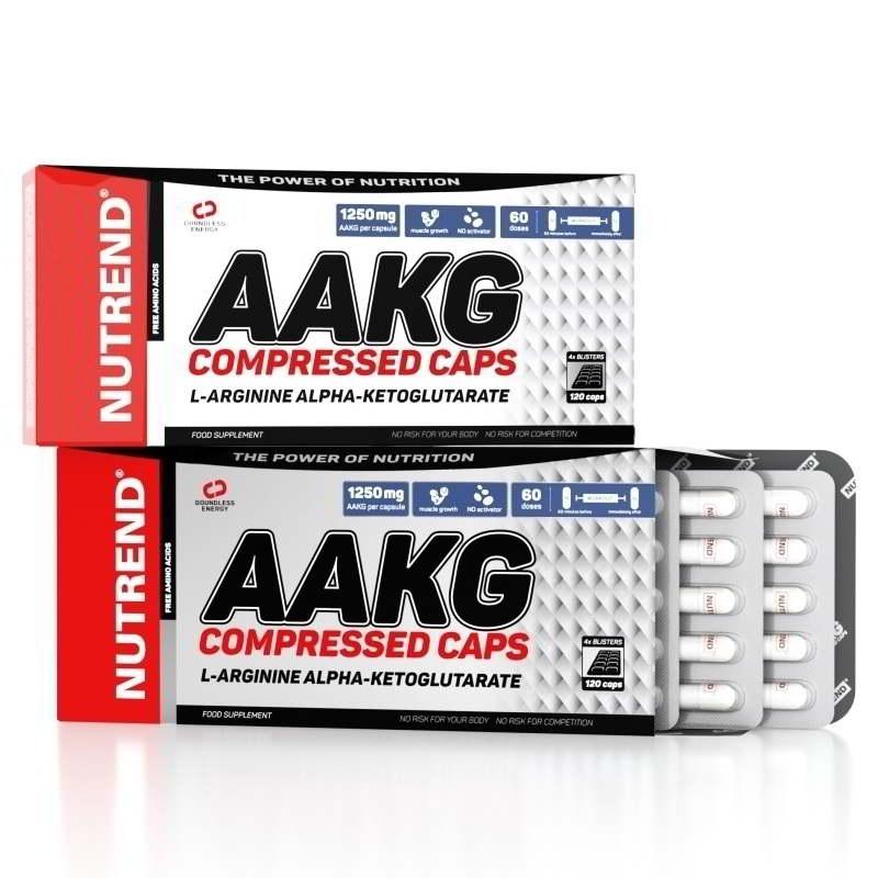 Аакг (l-аргинин-альфа-кетоглюкорат) / aakg, 180 таблеток, 3500 мг.