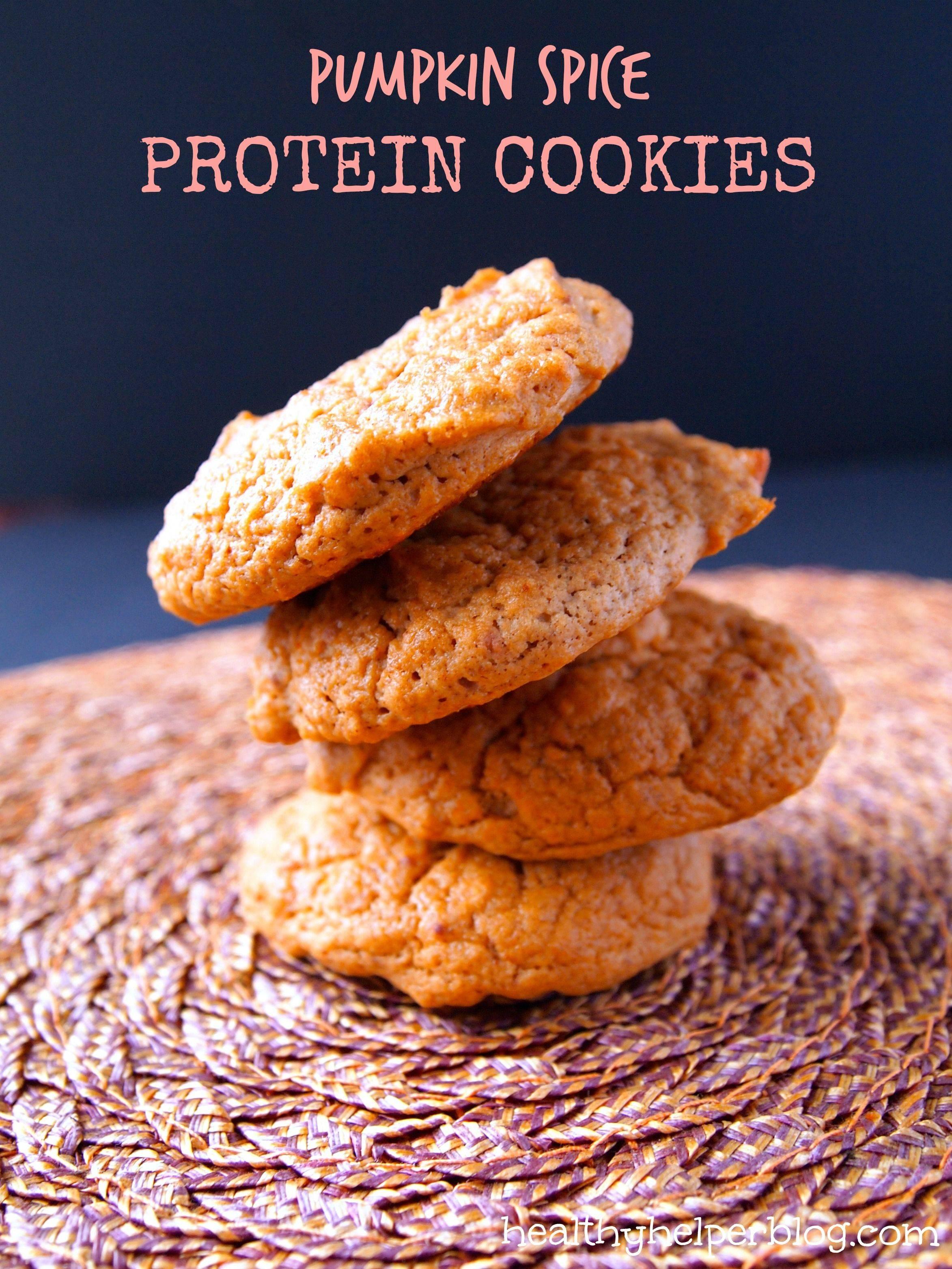 Печенье из протеина