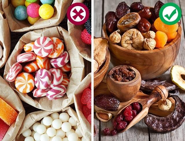 Полезные сладости – есть ли они?