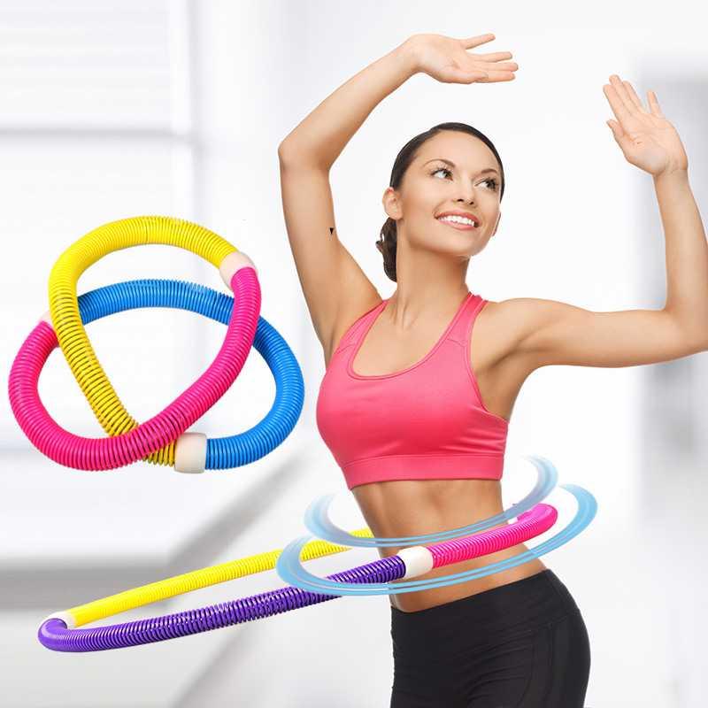 Обруч для похудения, выбор хула-хупа для похудения талии и живота