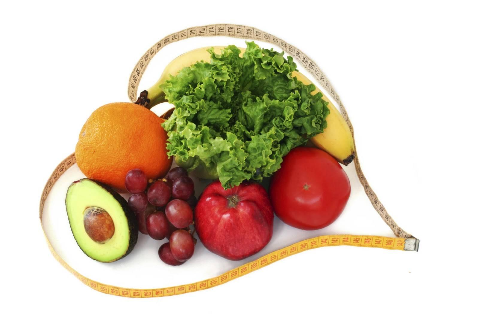 Полезные продукты питания для укрепления сердца и сосудов: список