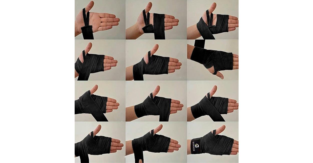 Как наматывать бинты для бокса и кикбоксинга на руку, кулак: видео как делать это правильно