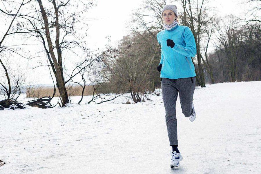 Как наиболее правильно подготовить себя к бегу зимой