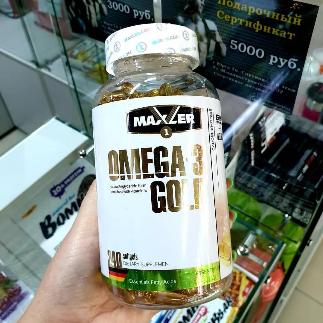 Omega-3 gold от maxler: как принимать, отзывы, эффект от приема