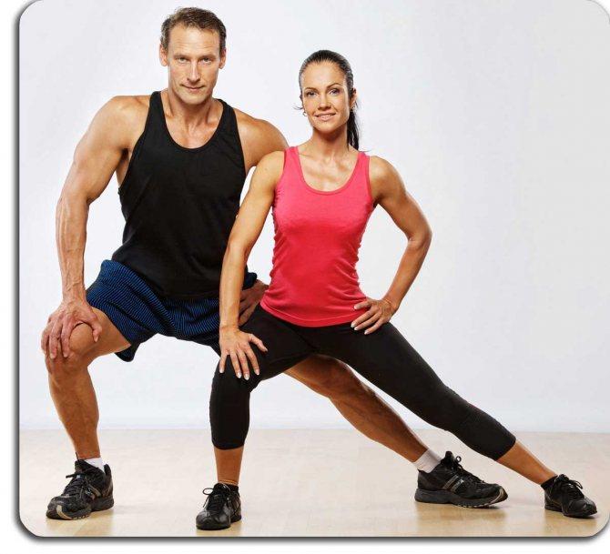 Фитнес - виды, польза и вред