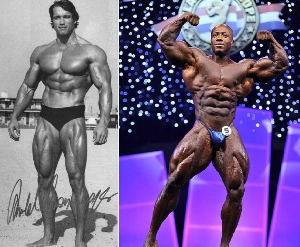 Мистер Олимпия 1965-2010. История и результаты