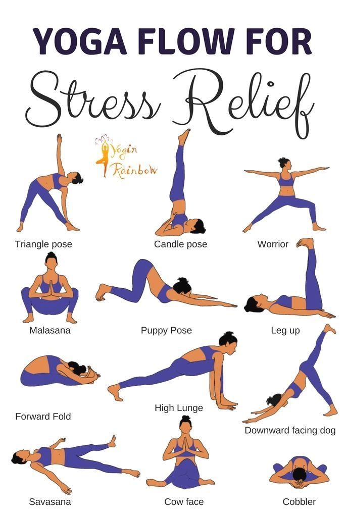 Как вернуть стройность животу и бедрам при помощи йоги