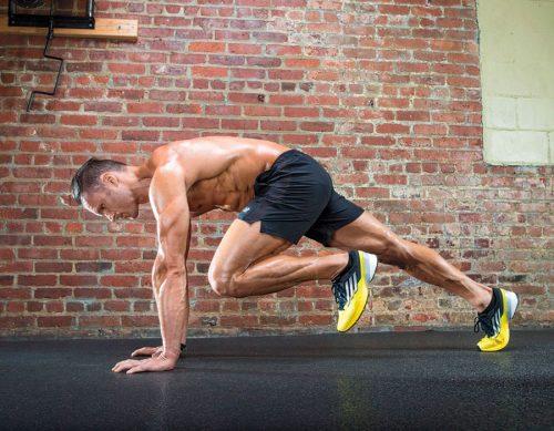 Как делать упражнение скалолаз? — sportfito — сайт о спорте и здоровом образе жизни