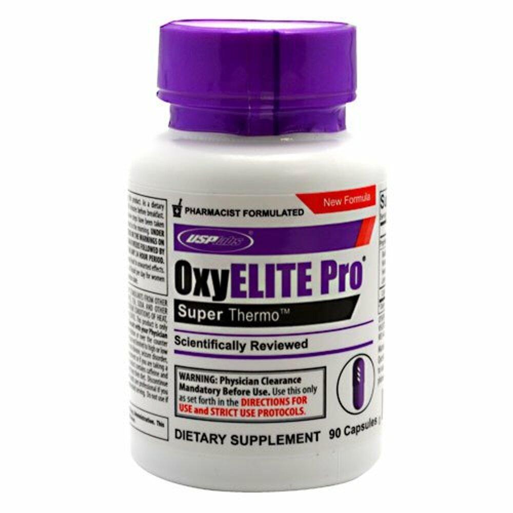 Жиросжигатель oxyelite pro
