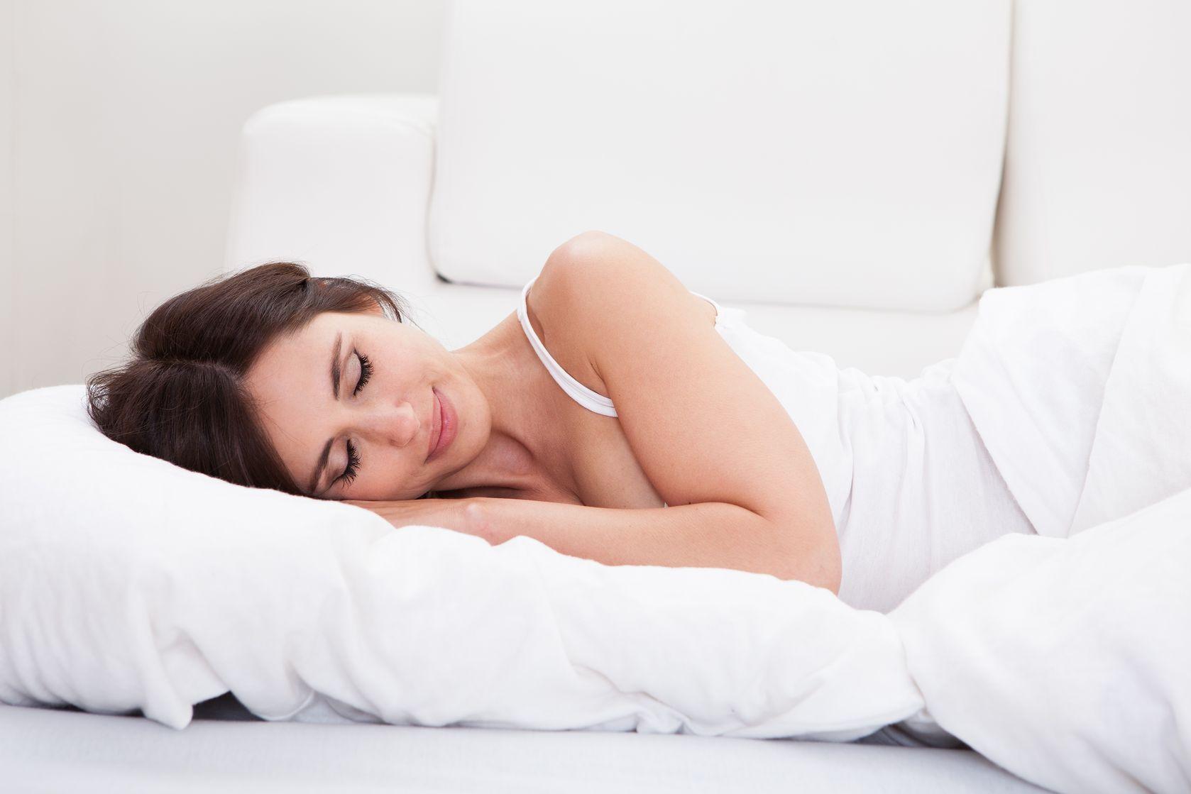 Значение сна для похудения