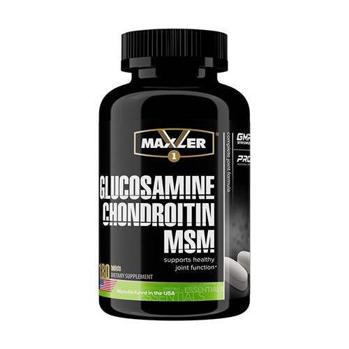 Glucosamine chondroitin msm от maxler: как принимать, отзывы