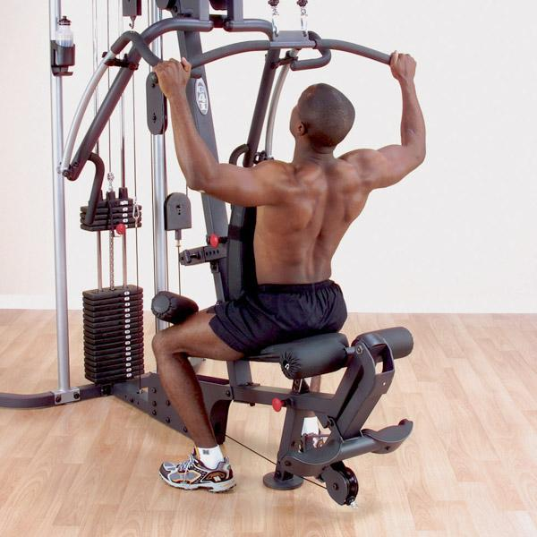 Комплекс упражнений на тренажерах: 105 фото эффективных программ от профессиональных тренеров