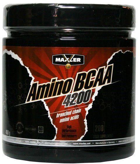 Bcaa maxler amino 4200
