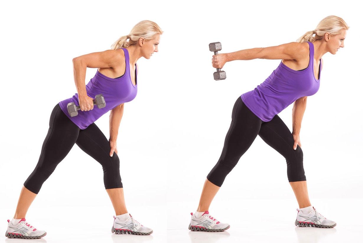 Упражнения на трицепс в тренажерном зале для мужчин, девушек и женщин: как накачать мышцы на тренажерах, какие нагрузки включить в тренировку, примеры программ для спортзала