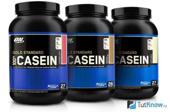 Казеиновый протеин: что это, как принимать для похудения и роста мышц
