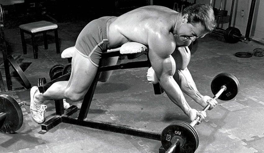 Тренировка бицепсов | самые большие ошибки при тренировке