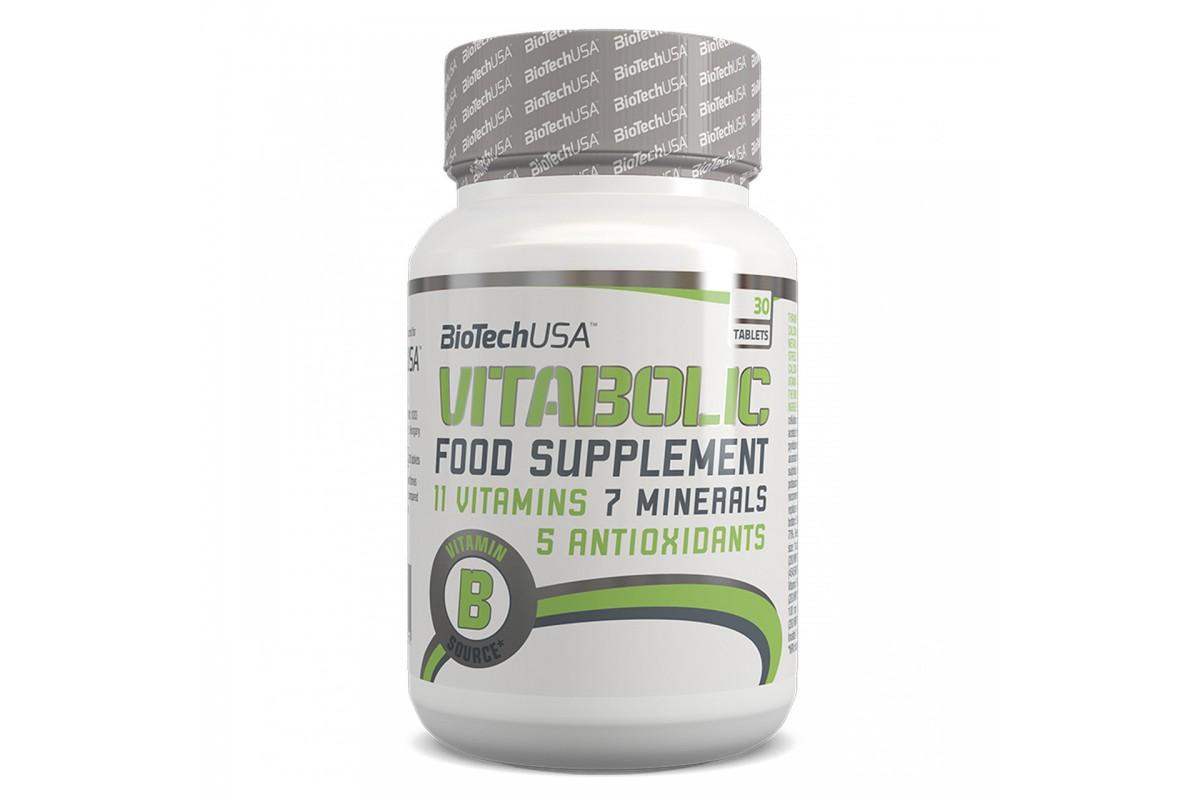 Витамины biotech usa vitabolic отзывы