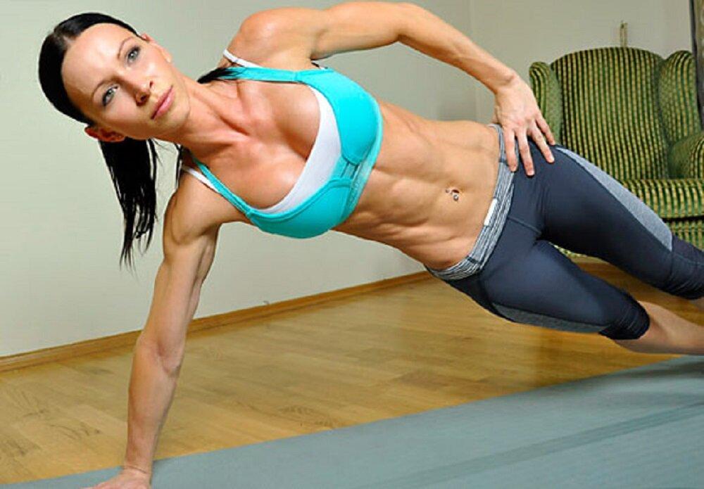 Мышцы кора: тренировка мышц кора, упражнения по их укреплению
