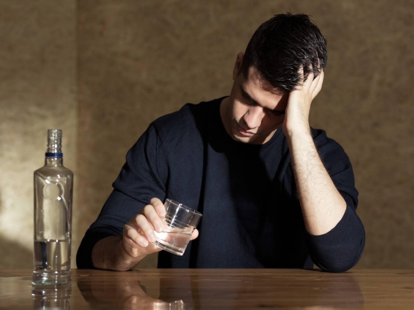 Почему бросают пить хронические алкоголики - статьи о наркологии