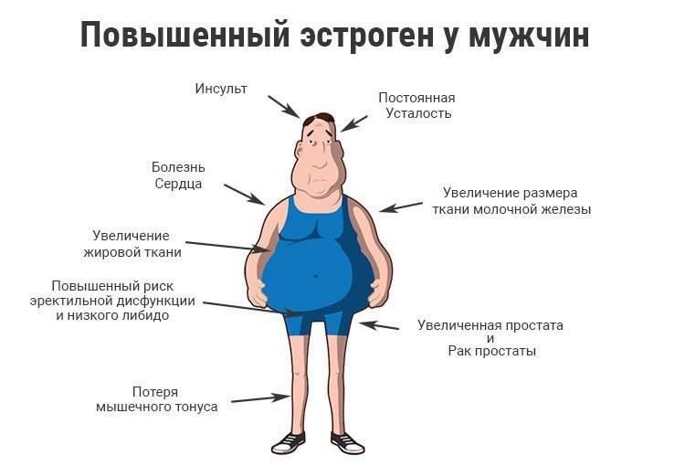10 симптомов низкого тестостерона у мужчин