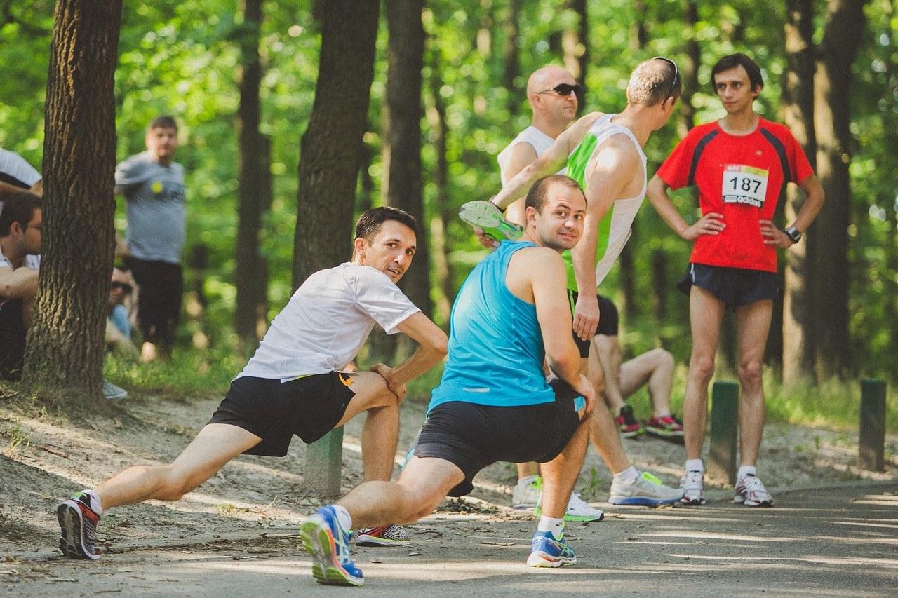 Упражнения для разминки перед бегом