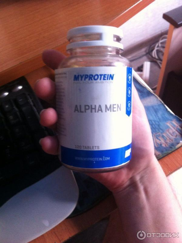 Alpha men multivitamin tablets | myprotein™