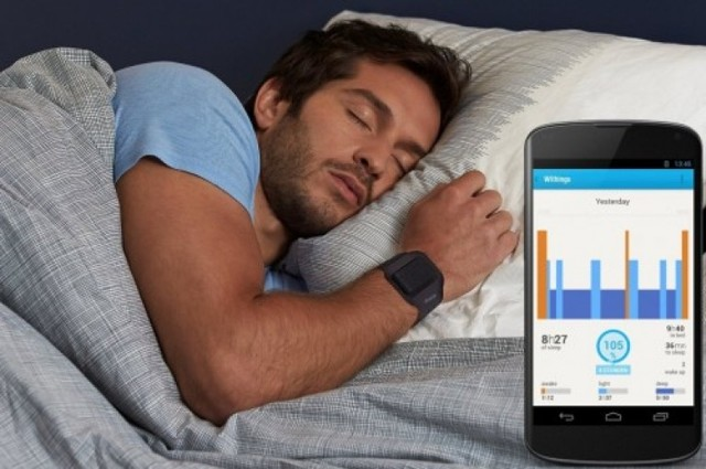 Как фитнес браслет определяет фазы сна