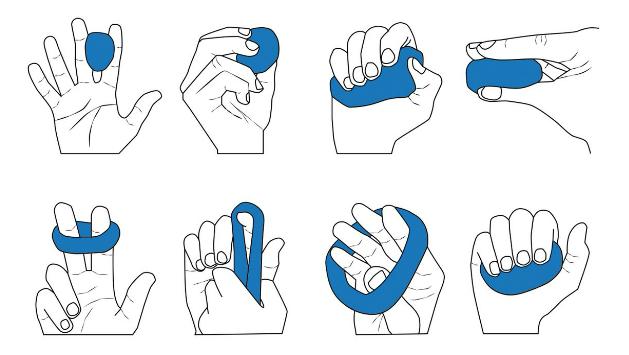 Упражнения, которые помогут укрепить кисти рук для удара