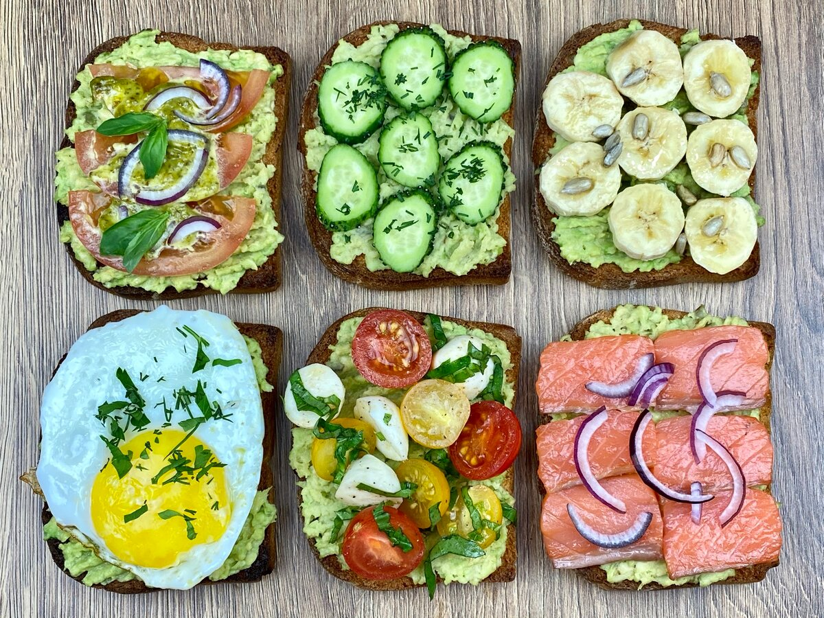 Меню сбалансированного питания на неделю для похудения женщин и мужчин
