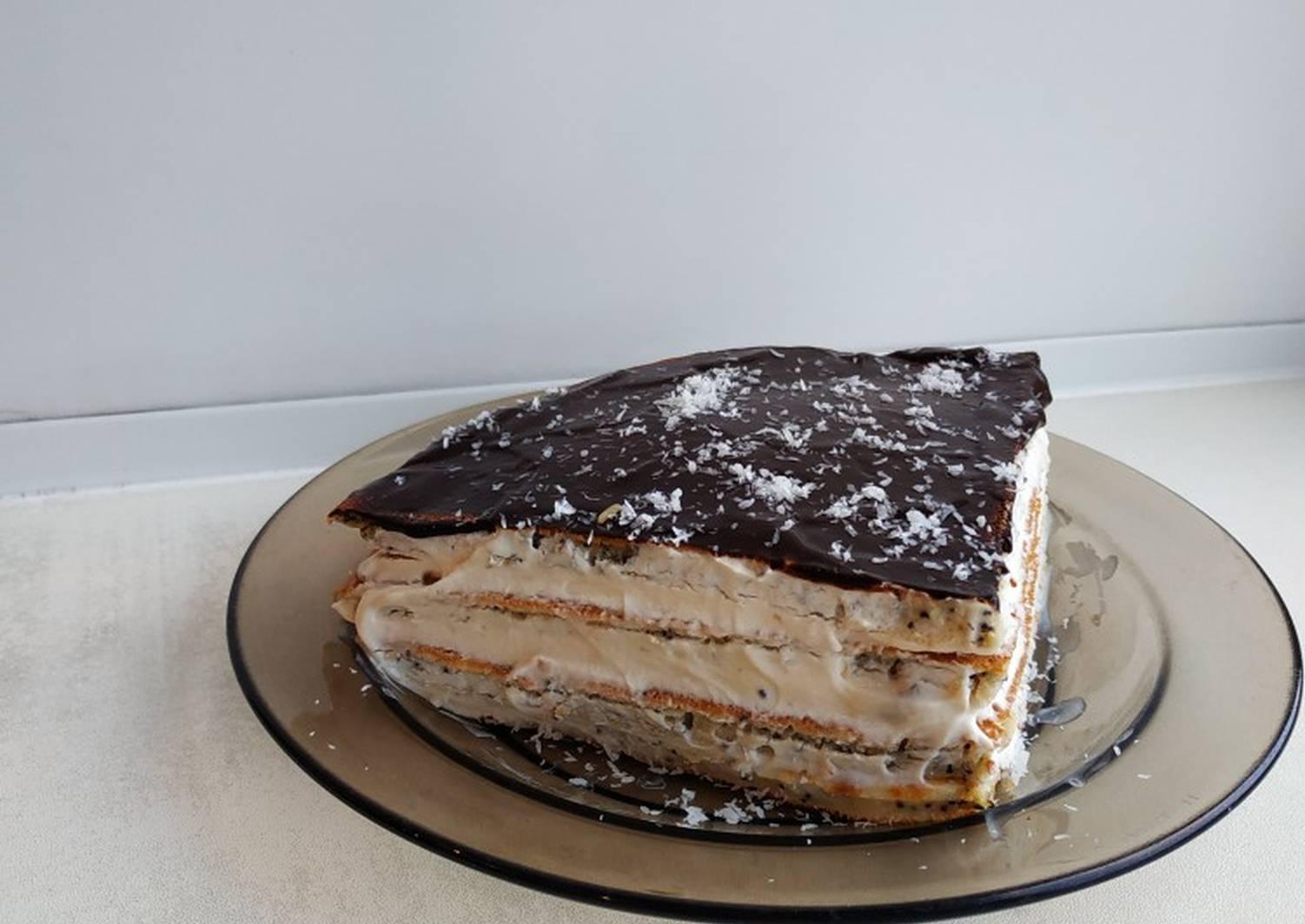 Низкокалорийные пп-тортики: простые и лучшие рецепты