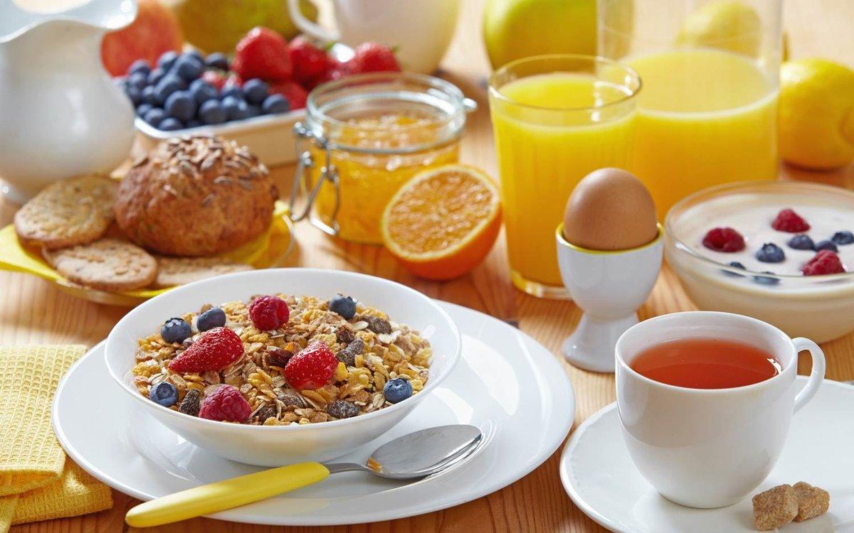 Польза завтрака для организма. полезно ли завтракать?