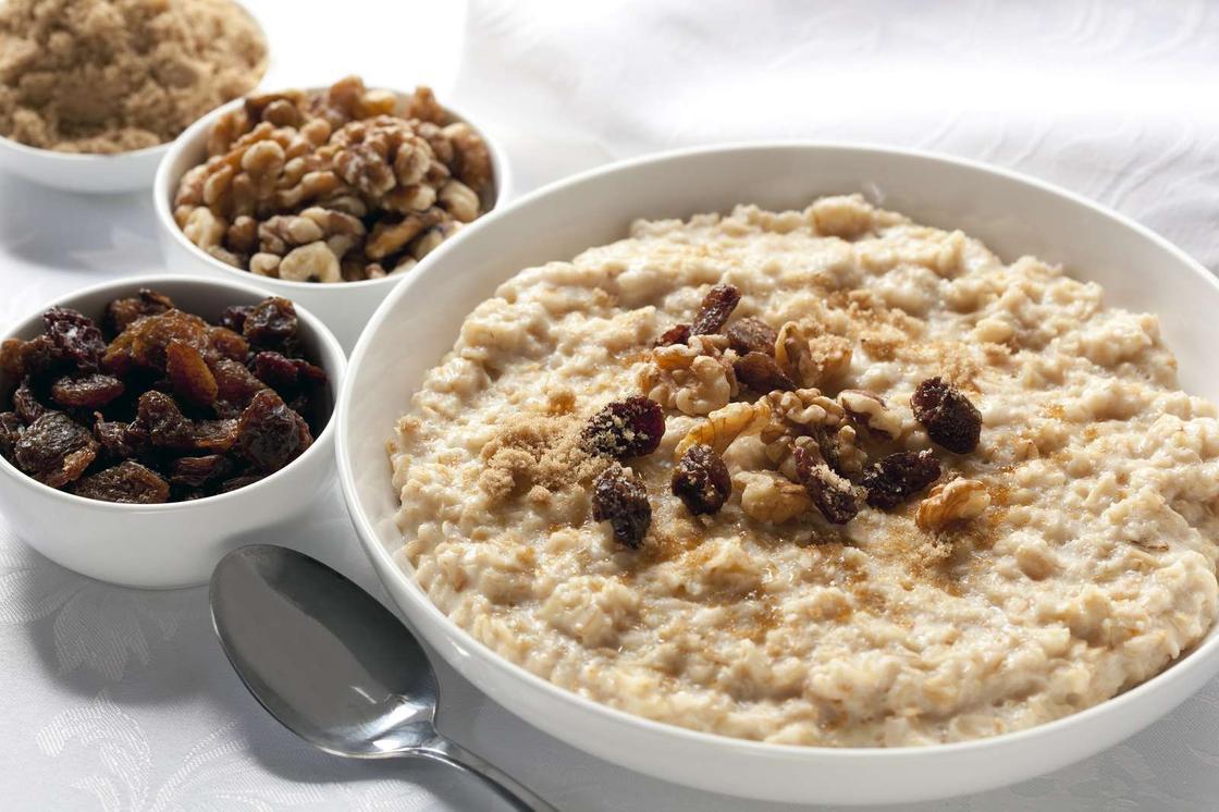 Овсянка на завтрак для похудения - рецепт и отзывы
