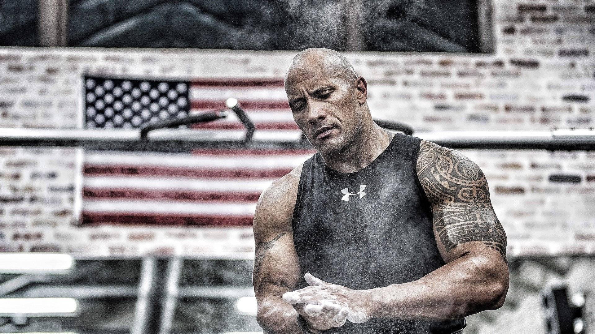 Тренировки дуэйна джонсона и его система питания для поддержания хорошей физической формы