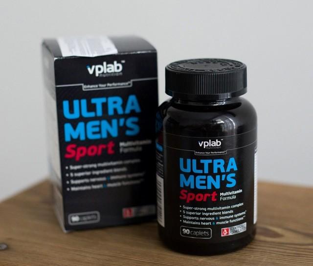 Витамины vplab ultra women's