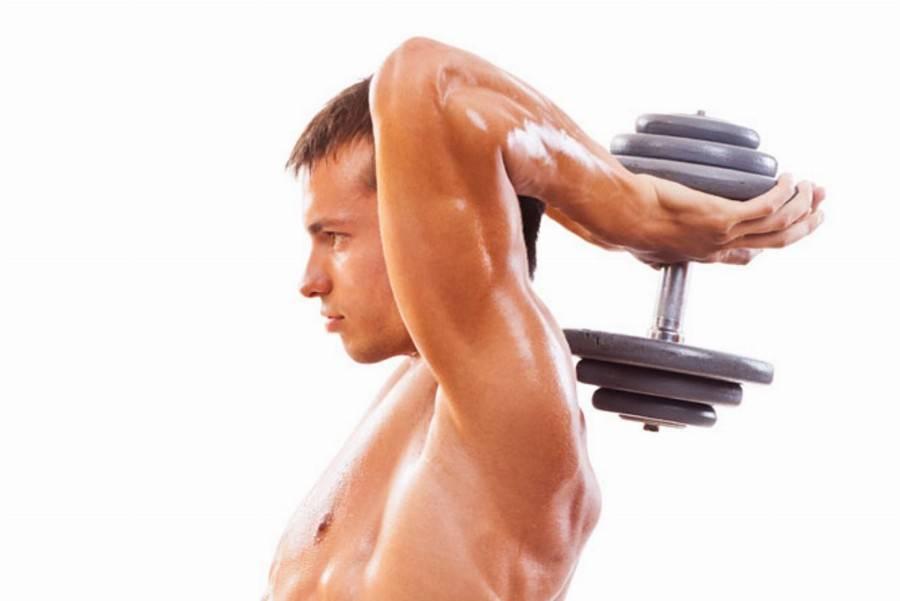 9 лучших упражнений на трицепс для массивных и рельефных рук