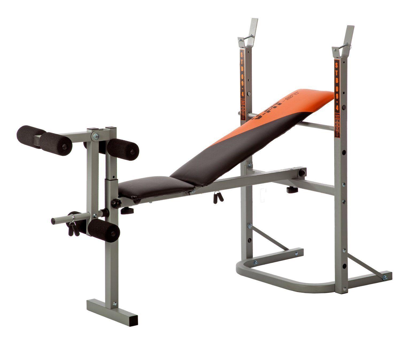 Упражнения на скамье силовой - одном из самых нужных снарядов в тренажерном зале